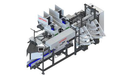 upmatic Papiermaschine TYP 4210