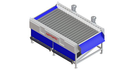 upmatic Walzentrockner TYP WT-1500-20