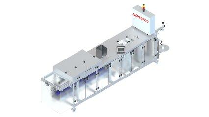 upmatic Folienmaschine TYP 2000-IET
