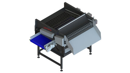 Upmatic Kettensortierer TYP KS-1200-1800