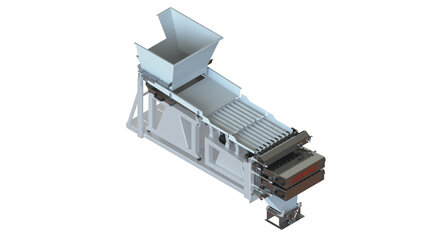 Upmatic Counting Machine TYPE 6010-Easy Clean