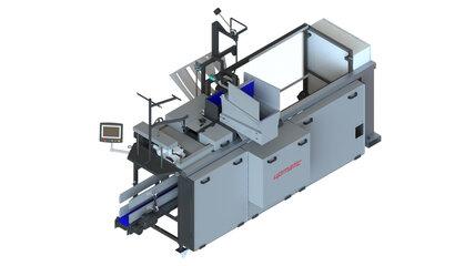 upmatic Papiermaschine TYP 4115